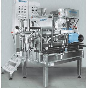 Вакуумный экструдер для лабораторных испытания MAC-100P ITALPAST