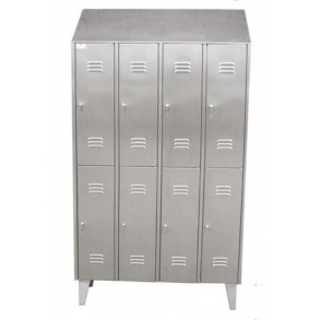 Шкафы для одежды с малыми дверями UNI-TECH