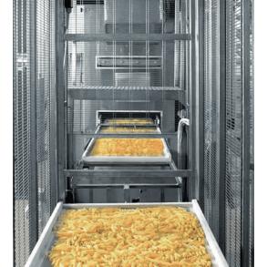 Автоматический укладчик подднов на тележки IA 32 ITALPAST