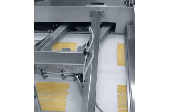 Листорезальный и резак для спагетти TA 600/C - 1000/C ITALPAST