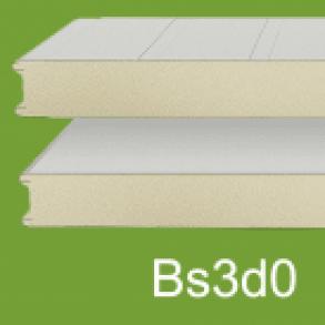 Сендвич панели c возможностью наращивания путем штыревого соединения PGS112-BS3 INCOLD