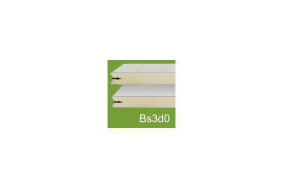 Сендвич панели c возможностью наращивания путем штыревого соединения  PGS112G-BS3 INCOLD