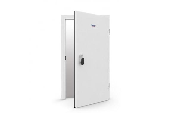 Навесные двери без аллюминиевого обрамления INCOLD
