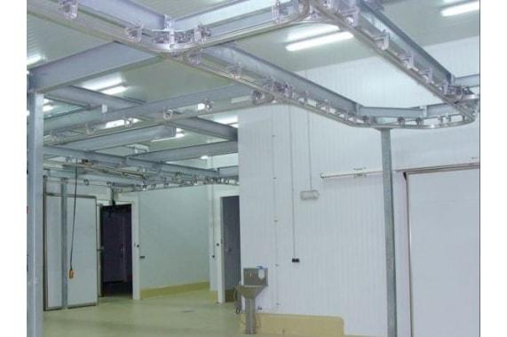 Двойные алюминиевые рельсовые системы BLASAU