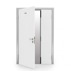 Распашные двери без аллюминиевого обрамления INCOLD