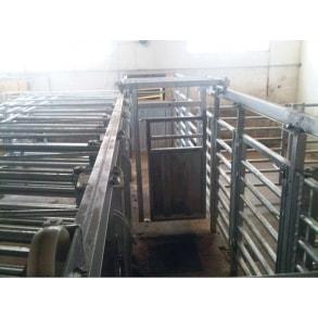 Вход в стойла для скота BLASAU