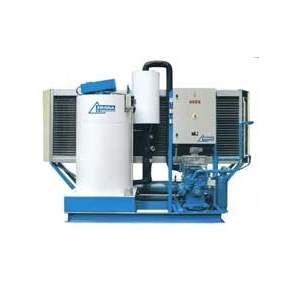 8000 кг в сутки генератор чешуйчатого льда Ziegra