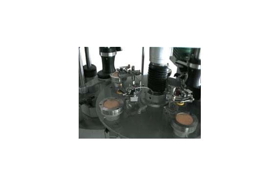 Опция механической ориентации бутылок BRB Globus