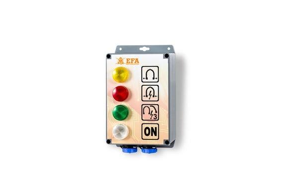 Устройство электрического убоя VBE-6 EFA