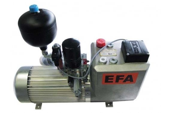 Гидравличпеский щипцы удаления хвостов EFA Z 160