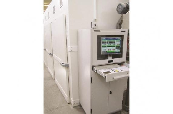 Статические сушильные камеры ЕАС-60 ITALPAST