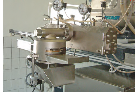 Вакуумный экструдер МАС600VRL ITALPAST