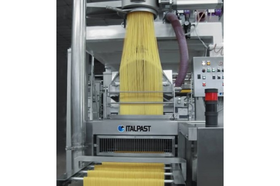 Машина для производства спагетти TR600 ITALPAST