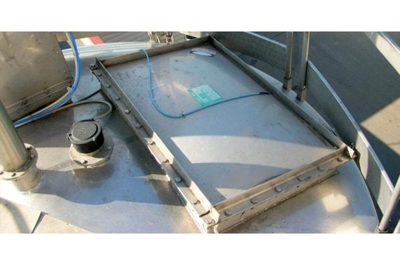 Металлические силоса сыпучих продуктов GLOBOSILOS CEPI