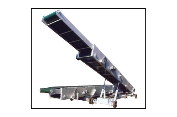 Телескопические конвейера UNI-TECH