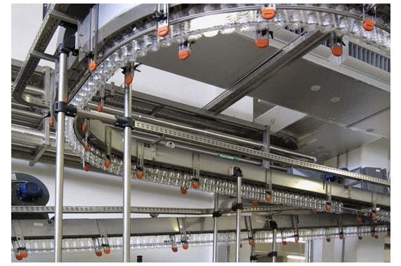 Воздушные конвейерные системы UNI-TECH