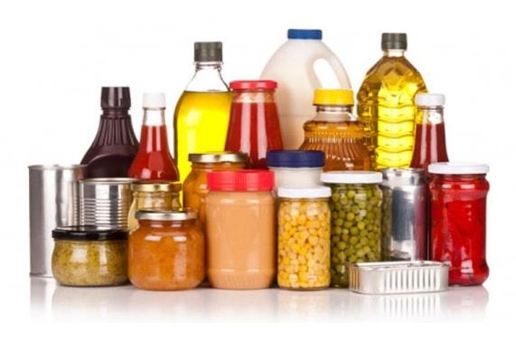 4 - Фасовка овощей, фруктов, соусов и кетчупов