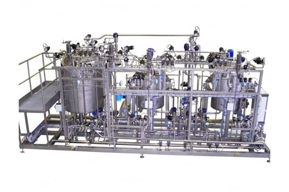 Установка приготовления ферментов UNI-TECH