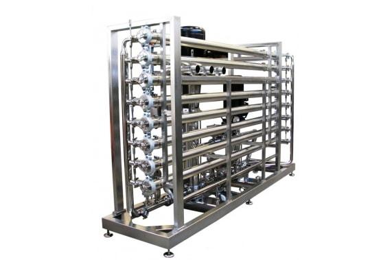 Установки ультра-фильтрации воды IDROINOX
