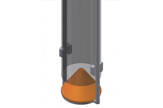 Объемный дозатор порошковых продуктов GDC-70 Campagnolo