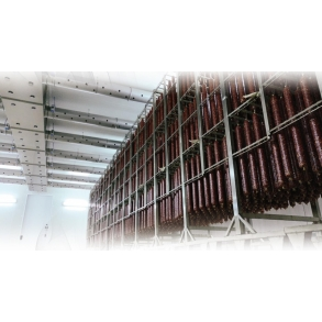 Комнаты дозревания и созревания мясных изделий KERRES