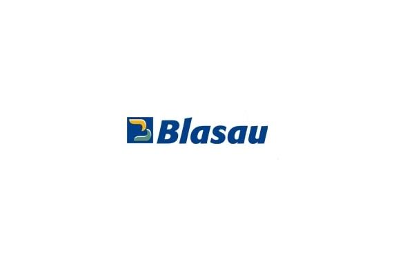 Опускное устройство крюков BLASAU