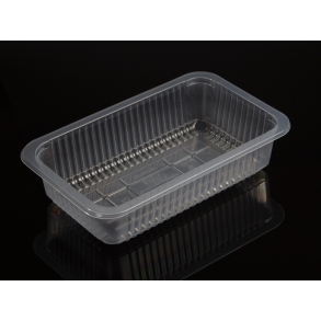 ПЭТ контейнер для мяса тип E