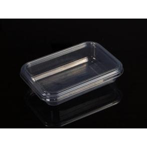 Многофункциональный пищевой ПЭТ контейнер с крышкой