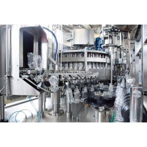 Линия розлива газированных жидкостей GRANPRIX Электропневматическая