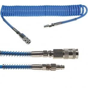 Спиральные напорные шланги 5x8 мм