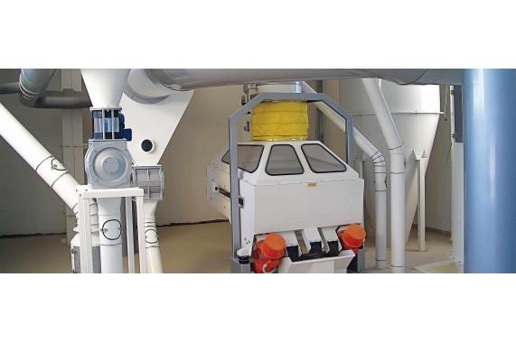 Классификаторная камнеотборочная машина | TKTD Alapala