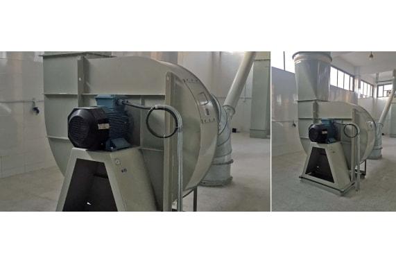 Вентилятор высокого давления | DPMA Alapala