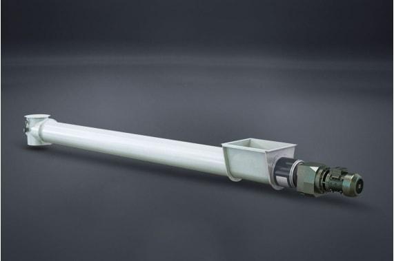 Трубчатый винтовой конвейер | KTVA Alapala
