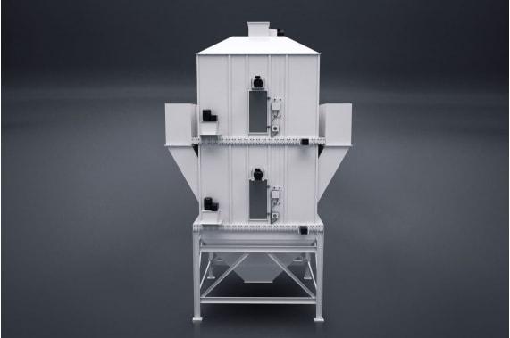 Охладитель гранулированного жома   YKPS Alapala