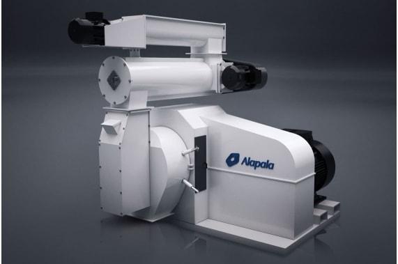 Пресс-гранулятор | KPPM Alapala