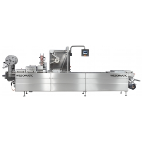 Термоформовочная машина ML-C 3600 Webomatic